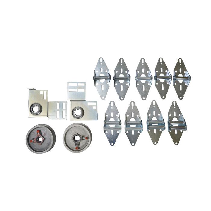 Chi Best overhead garage door parts directly sale for industrial door-2