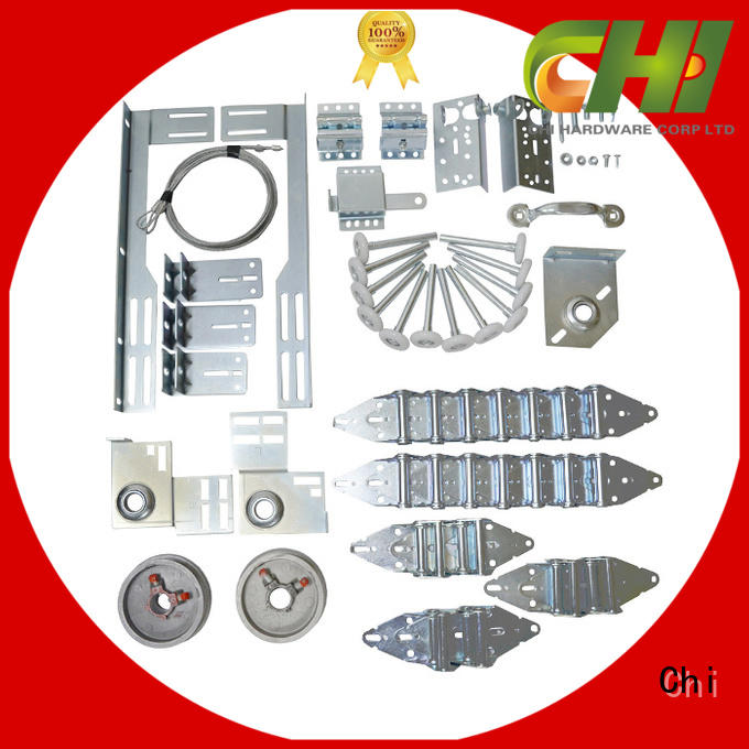 light garage door hardware parts factory price for garage door