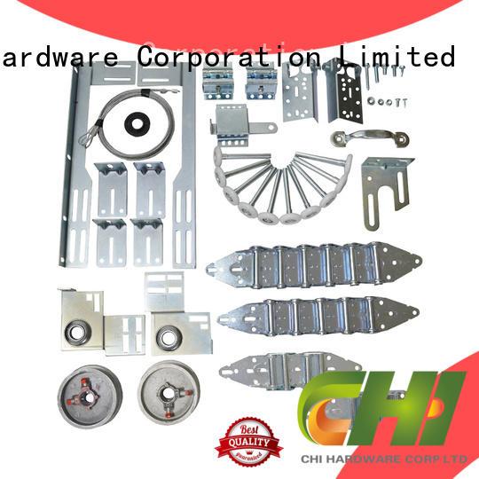 Chi durable garage door hardware kit wholesale for industrial door