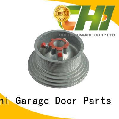 garage door cable drum adjustment for industrial door Chi
