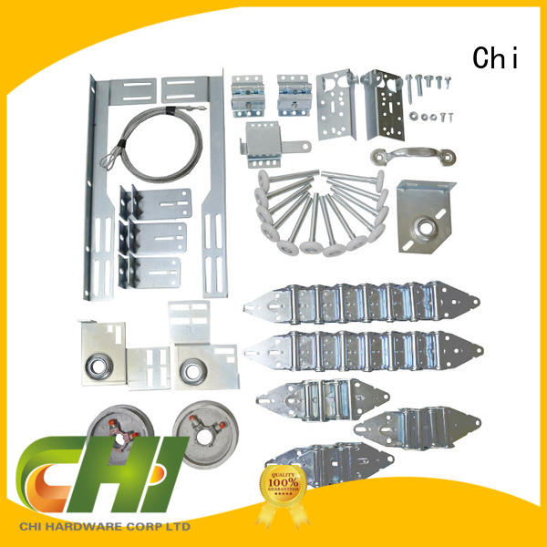 Chi Top overhead garage door parts manufacturer for industrial door