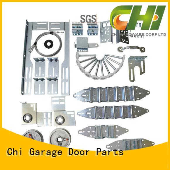 Chi stable garage door hardware kit for industrial door