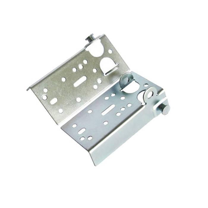 Overhead Sectional Garage Door Galvanized Steel Bottom Lifting Bracket CH1109