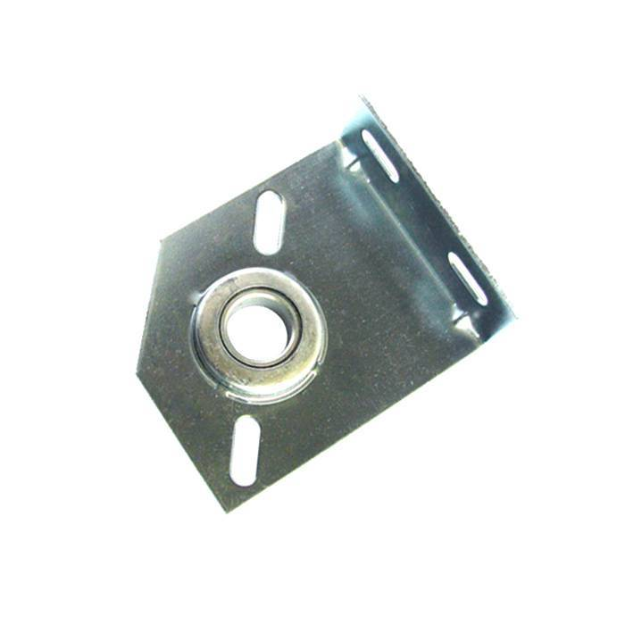 Garage Door Hardware Spring Anchor Center Bearing Plate Bracket CH1114