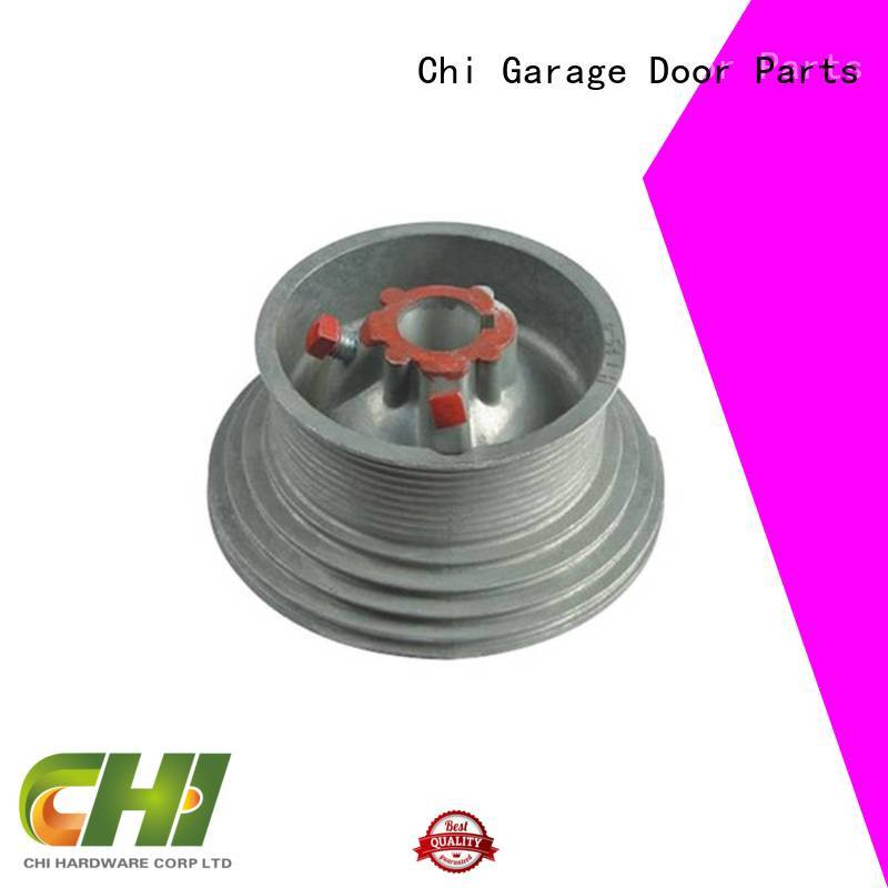 durable torsion spring cable drum in China for garage door