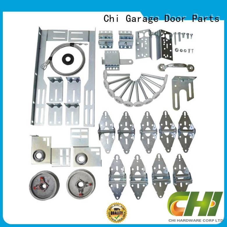 stable sectional garage door hardware factory for industrial door