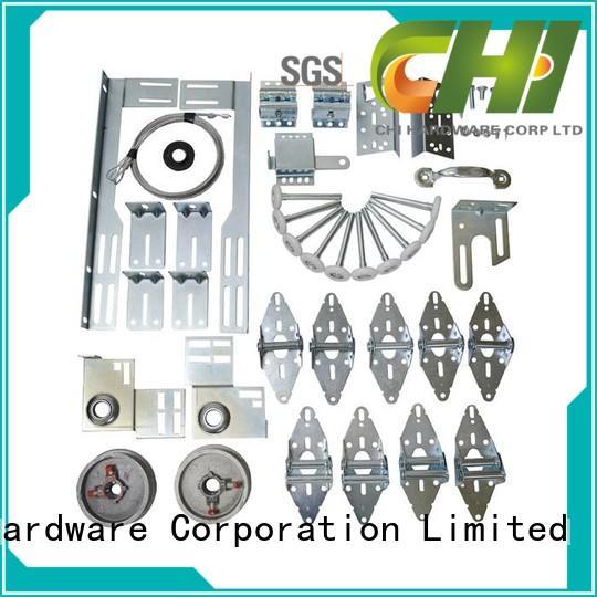 Chi advanced technology garage door hardware kit wholesale for industrial door