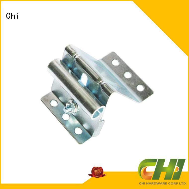 Chi fashion design garage door roller bracket price for industrial door