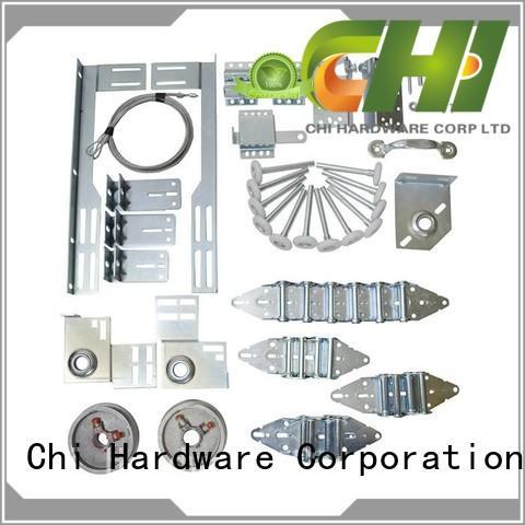 changeable sectional garage door hardware factory price for industrial door