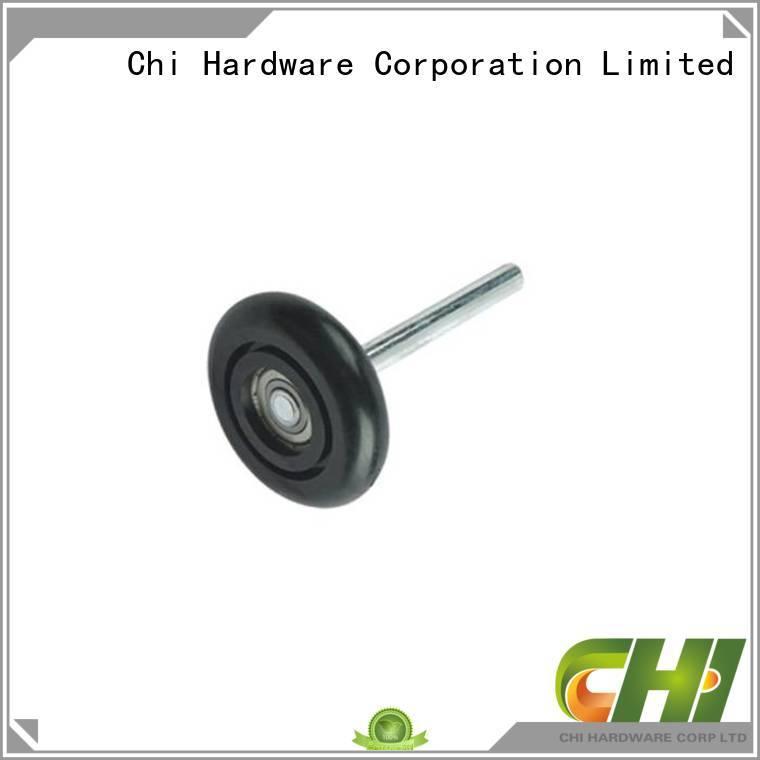 Chi widely used nylon garage door rollers producer for garage door