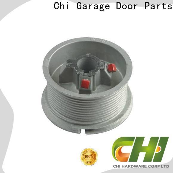 Chi garage door cable drum factory for garage door