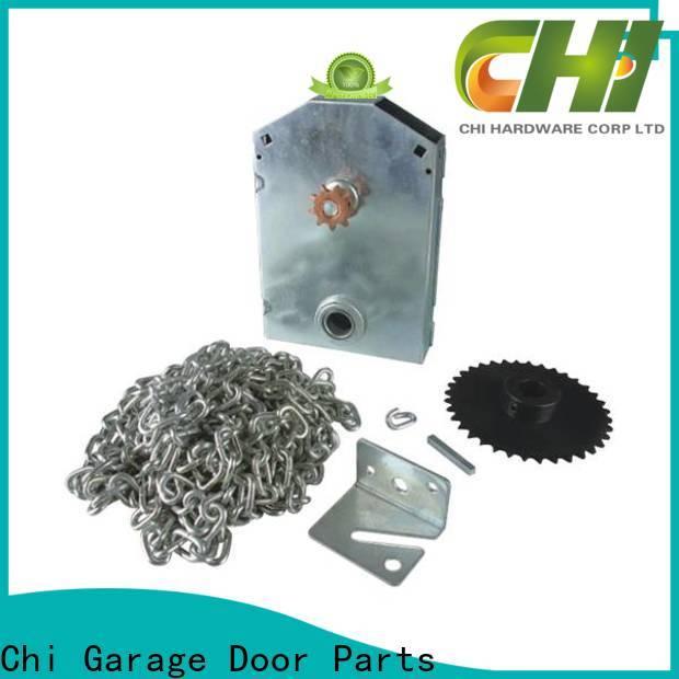 Chi affordable price overhead door chain hoist manufacturers for industrial door