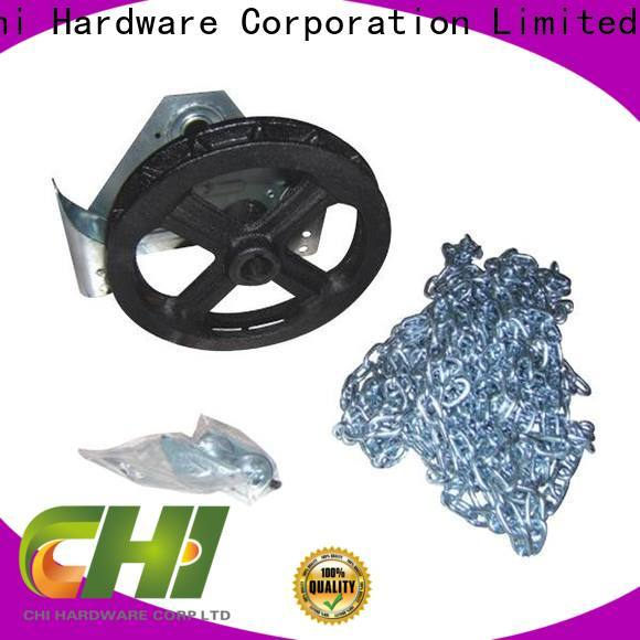 Chi chain hoist inspection factory for industrial door