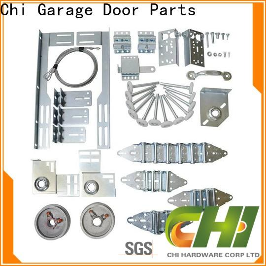 Chi sectional garage door hardware company for garage door