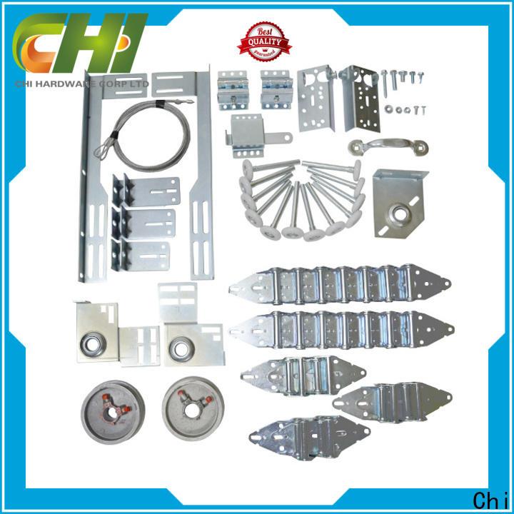 Chi sectional garage door hardware wholesale for industrial door