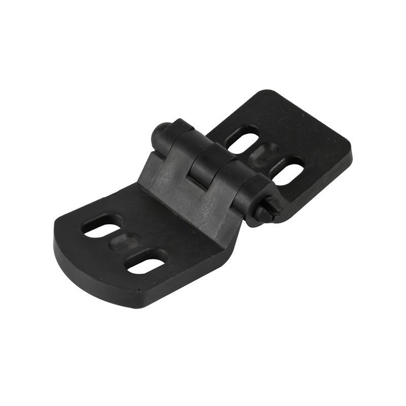 Customized Black Plastic Garage Door Hinges / Nylon Hinges for Sectional Garage  Door