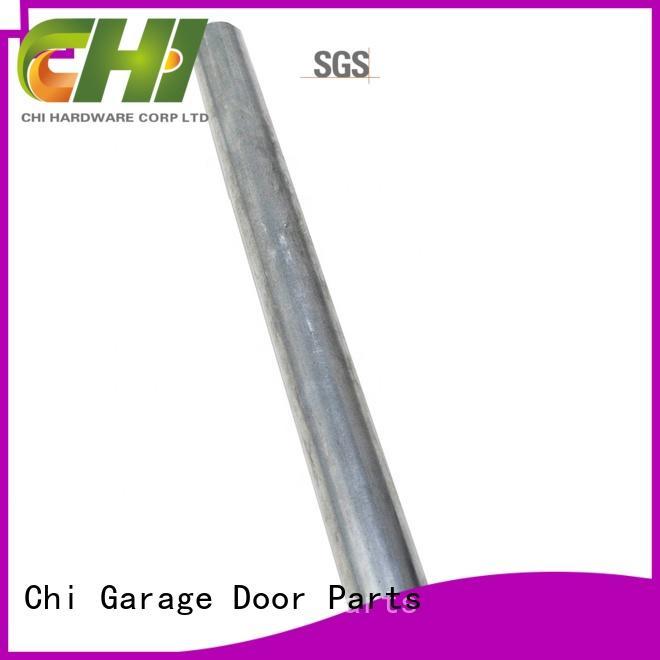 Chi garage door torsion spring shaft in china for industrial door