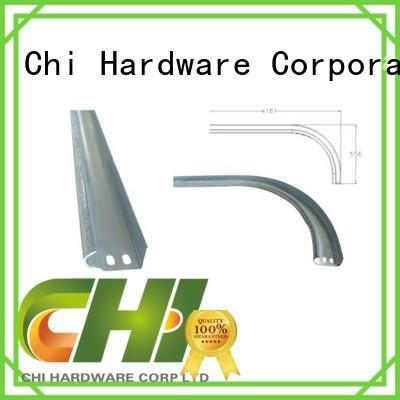 Chi affordable price garage door vertical track for garage door