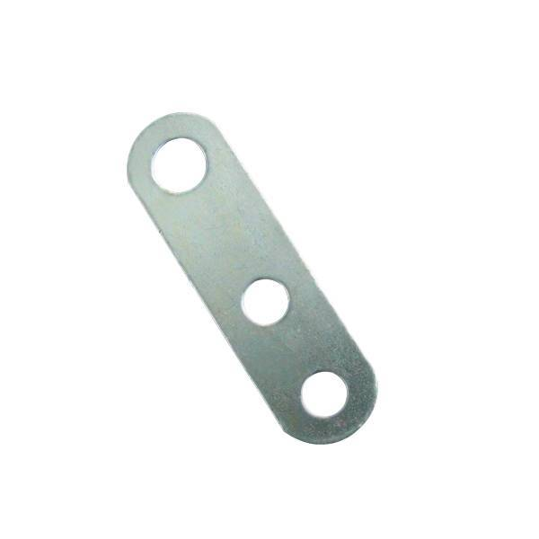 Zinc Plated Three-eyes Steel Splint Bracket,Washer For Sectional Garage Door Part CH1702