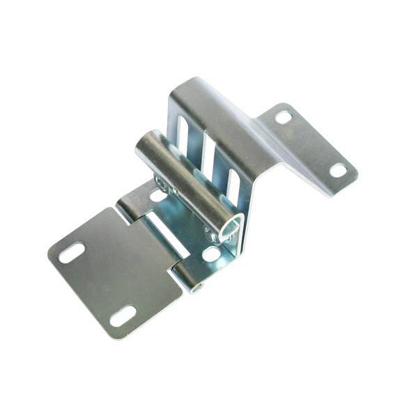 2mm Thickness Galvanized Surface Roller Garage Door Finger-Proof Side Hinge CH1603