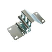 Finger-Proof Garage Door Side Hinge With Roller Carrier Sectional Industrial Door Hardware CH1604