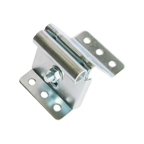 Garage Door Galvanized Steel Top Roller Bracket Adjustable CH1102