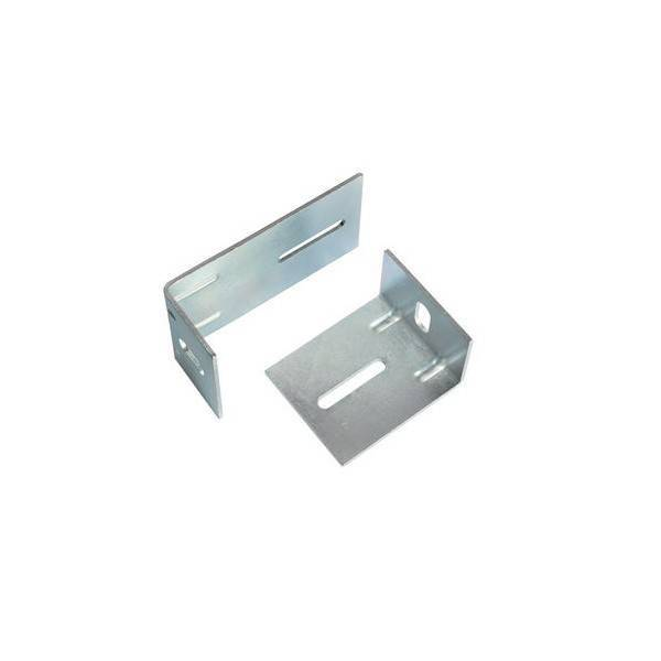 Garage Door Side Bracket For Tracks Industrial Door Hardware Galvanized Steel Side Bracket  CH1108-1