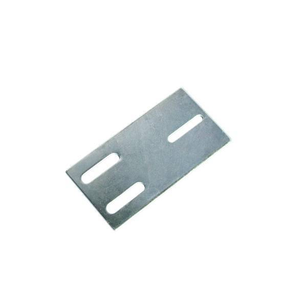Overhead Garage Door Side Bracket For Tracks Industrial Door Galvanized Steel Side Bracket CH1108-3