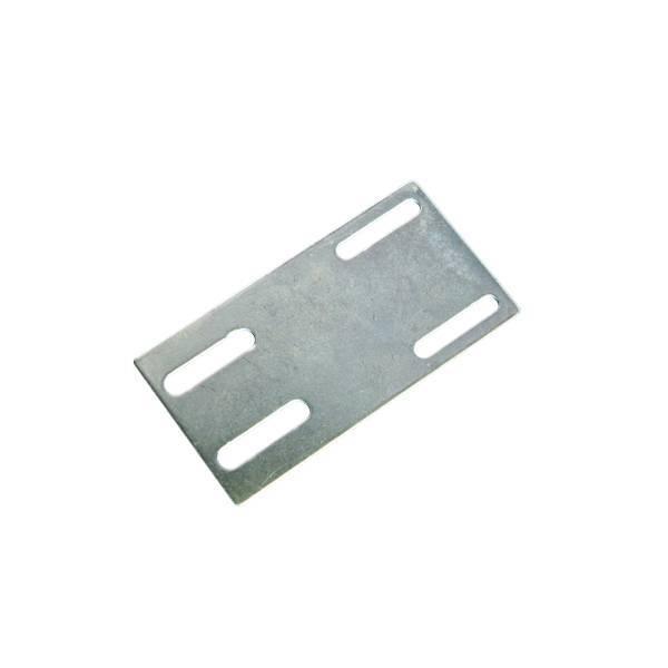 2.0mm Industrial Garage Door Hardware Side Bracket Sectional Door Side Bracket  CH1108-4
