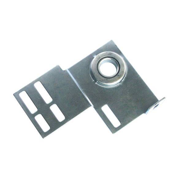 Both Left and Right Industrial Steel Garage Door Hardware kits Parts/ End Bearing Plate  CH1121