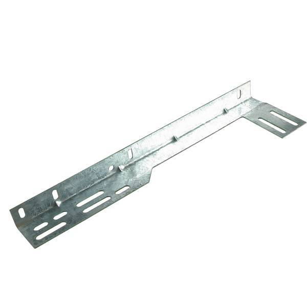 Steel Galvanized Zinc Plated Flag-shaped Joint Angle Iron CHJA03