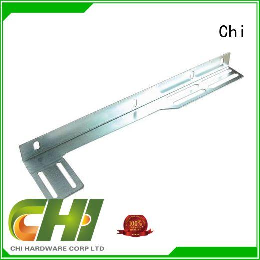 Chi garage door tracks from china for industrial door