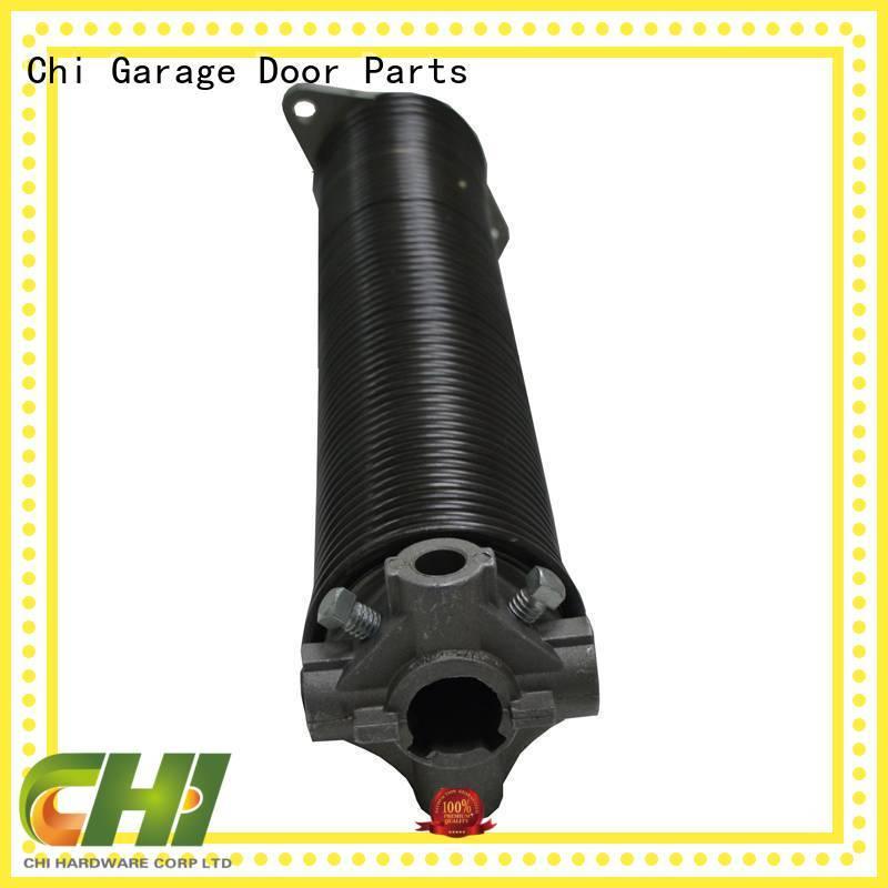 Chi black garage door spring for business for garage door