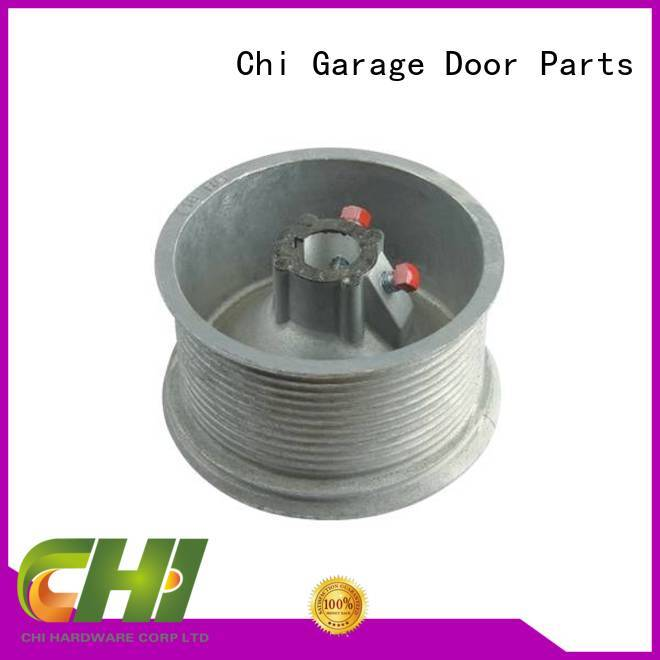 durable torsion spring cable drum from china for industrial door