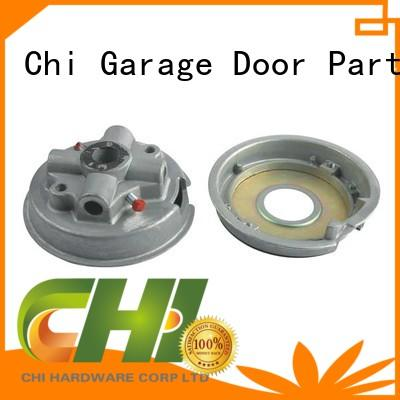 Chi galvanized garage door spring free design for industrial door