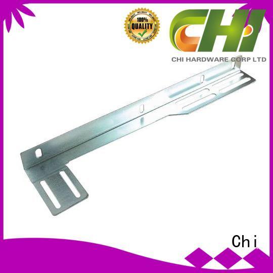 Chi garage door angle for garage door