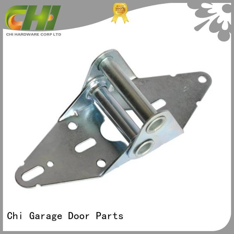 Chi decorative garage door hinges producer for industrial door