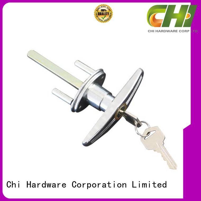 Chi automatic garage door lock for garage door