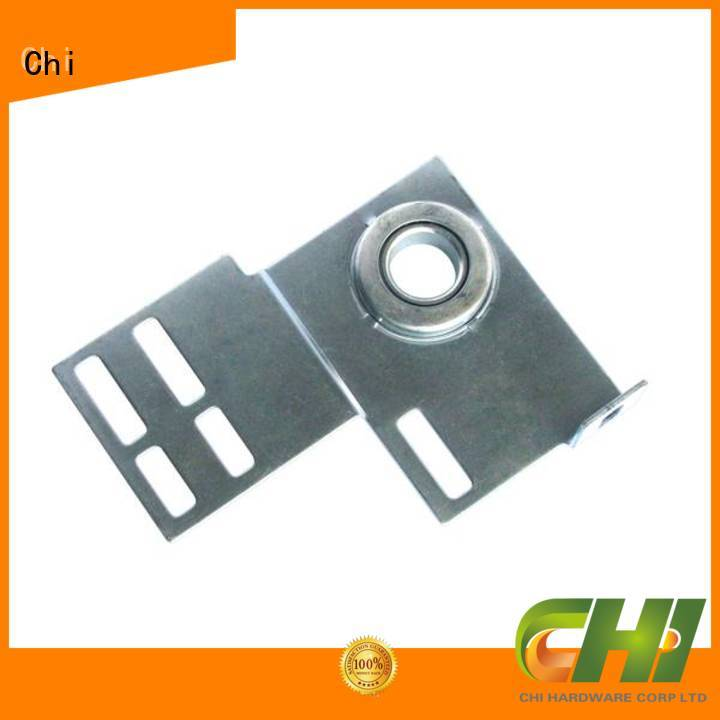 Chi accurate garage door roller bracket overseas market for industrial door