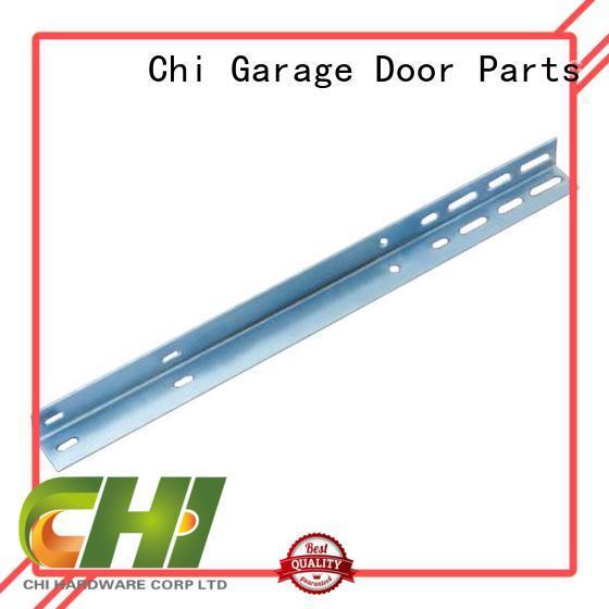 Chi affordable price overhead door track for wholesale for industrial door