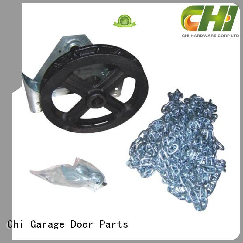Chi accurate garage chain hoist for manufacturing for garage door