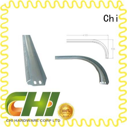 Chi durable garage door vertical track type for industrial door