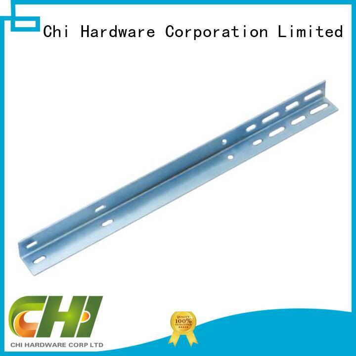 Chi widely used garage door tracks from china for industrial door