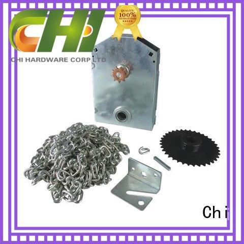 Chi garage door manual chain hoist types for garage door