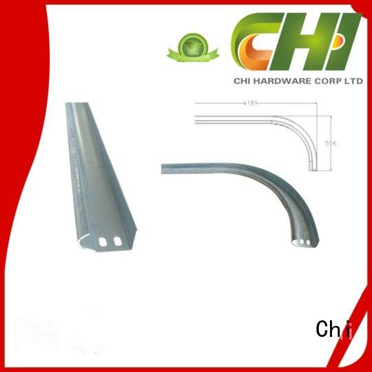 Chi garage door vertical track Suppliers for industrial door