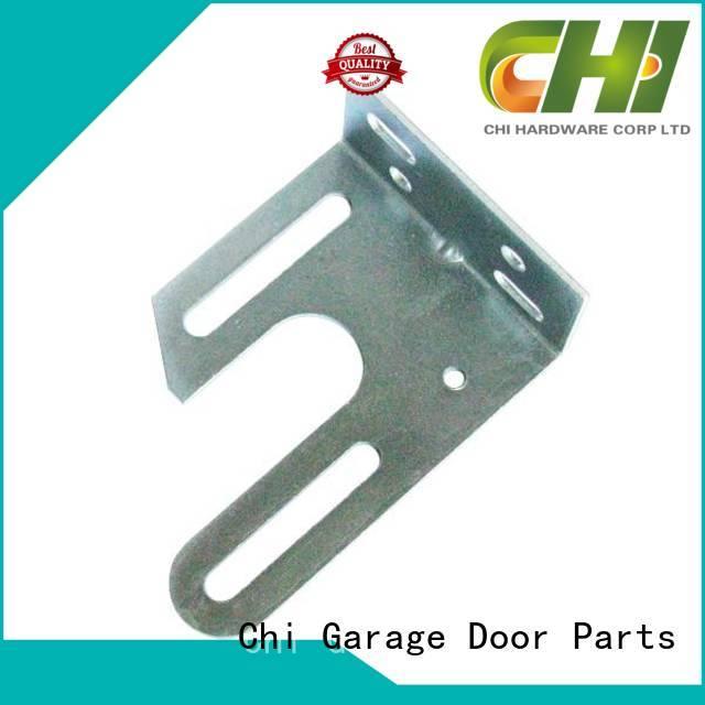 Chi fashion design garage door roller bracket factory for industrial door