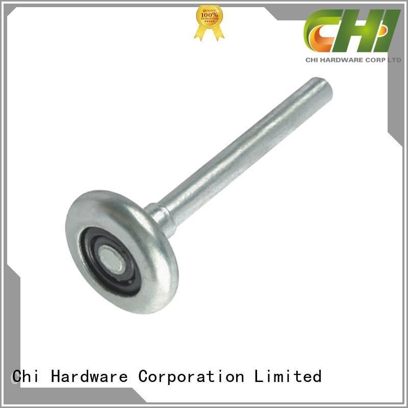 Chi affordable price nylon garage door rollers in china for garage door